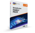 Bitdefender Family Pack 2019 Windows, MacOS, iOS, Android - sklep PROTEKTOS